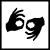 Sign Language Interpretation Available Symbol