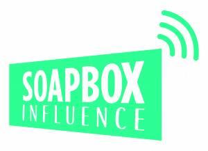 Soapbox Influence logo