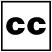 CC (closed captioning) symbol